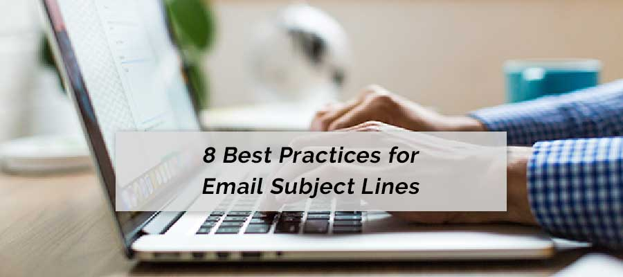 8 best practices for email subject lines