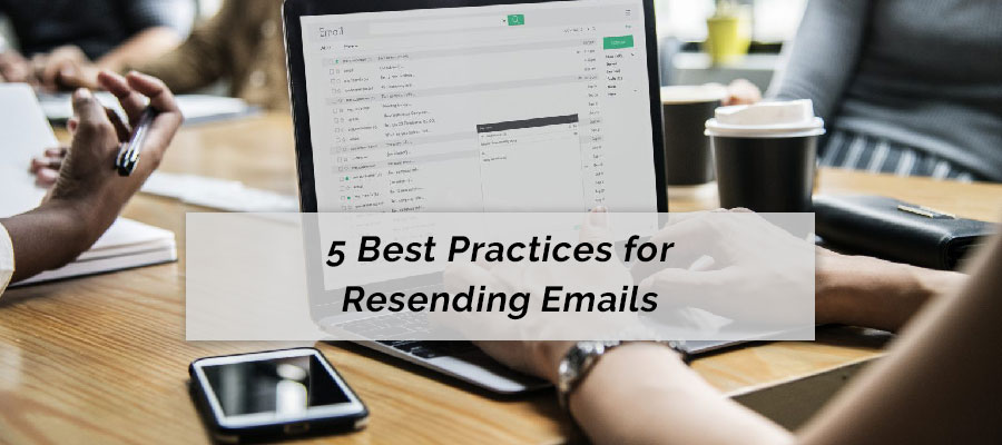 5 best practices for resending emails